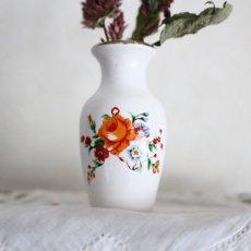 画像4: ドールハウス お花柄のカップセットとフラワーベースのセット * (4)