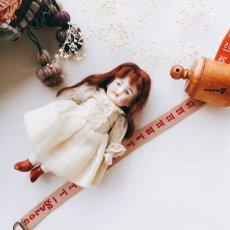 画像2: 12cm レース使いの可愛いドレスのミニョネットさん 056 (2)