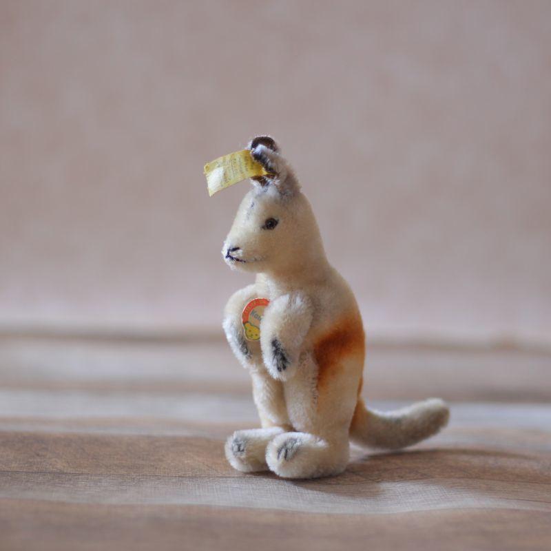 画像1: Steiff KANGOO kangaroo (1)