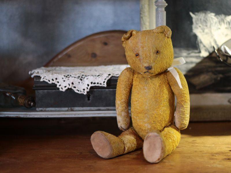 画像1: Antique Bear * (1)