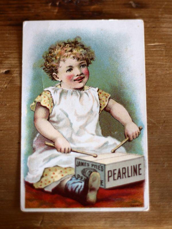 画像1: James Pyle PEARLINE トレードカード (1)