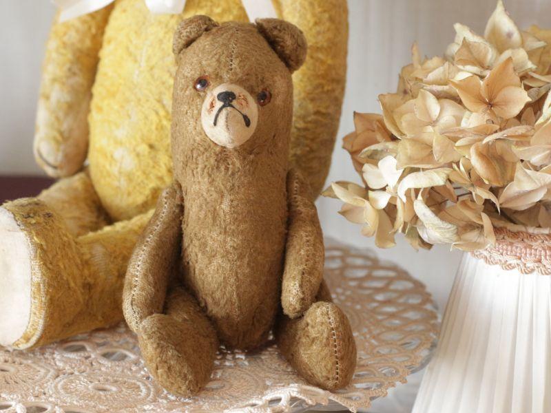 画像1: Shabby Mini Bear 7in/France (1)