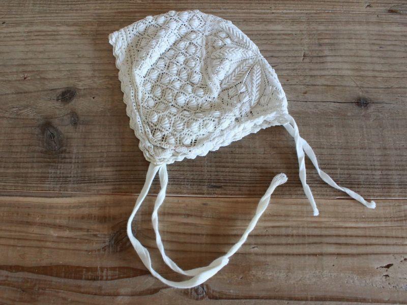 画像1: Antique Crochet Bonne A/France (1)