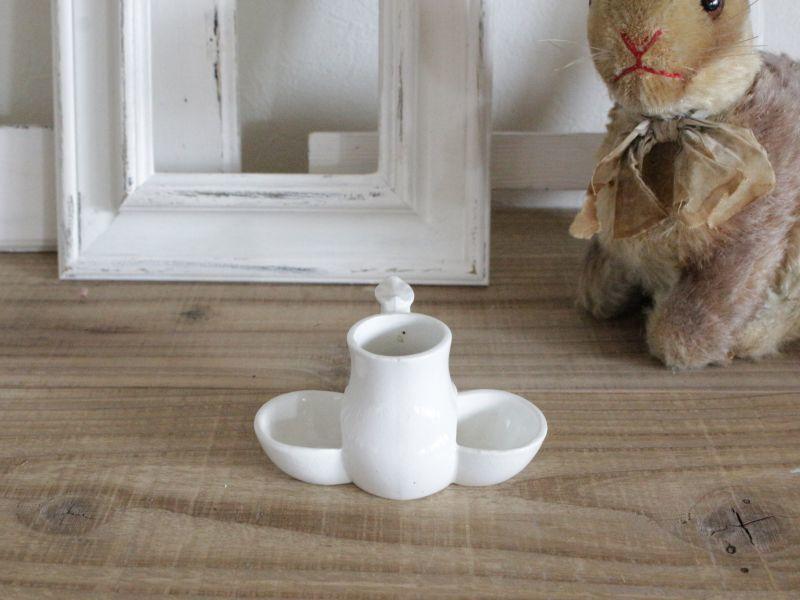 画像1: Maastricht窯 Petrus Regout Mustard Jar/Dolls Tableware (1)