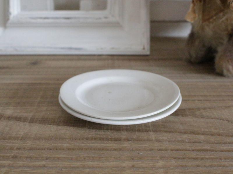 画像1: Maastricht窯 Petrus Regout Dessert plate /Dolls Tableware (1)