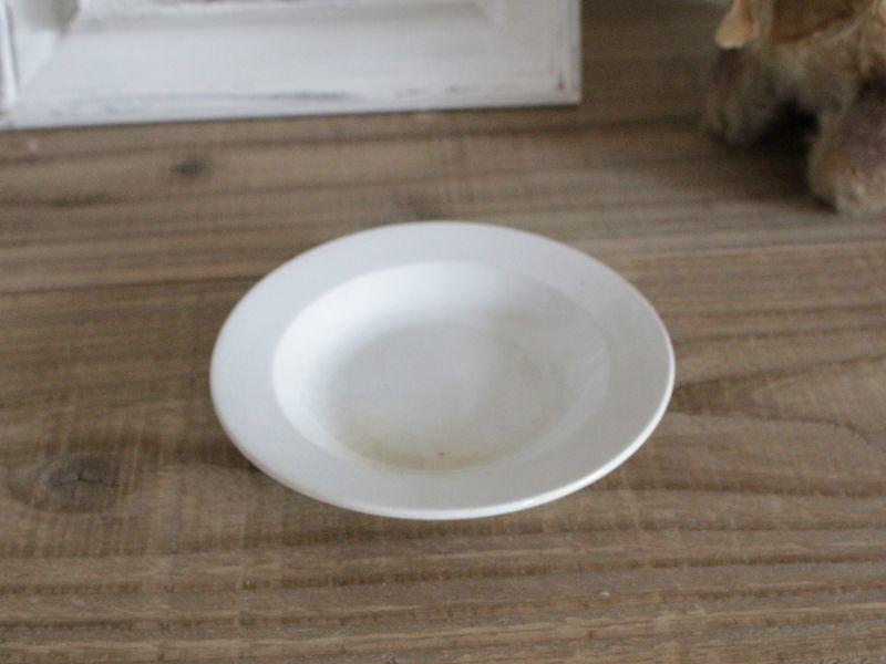 画像1: Maastricht窯 Petrus Regout Deep plate /Dolls Tableware (1)