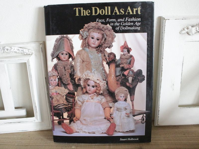 画像1: The Doll As Art/Stuart Holbrook (1)
