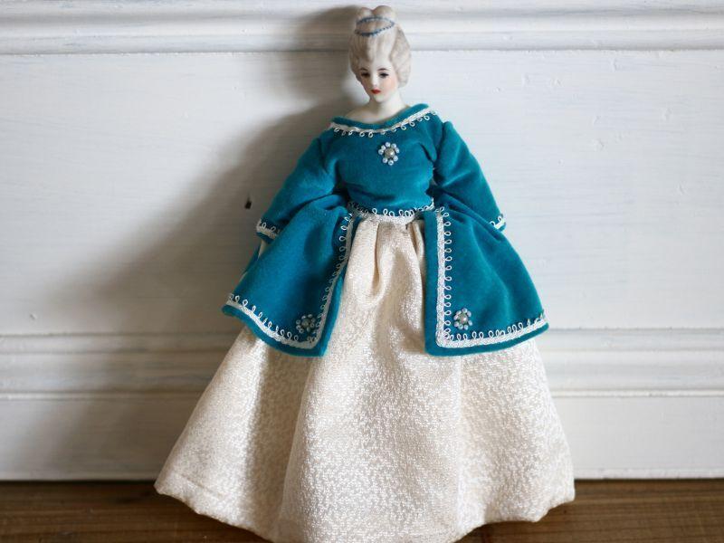 画像1: Parian doll / Germany (1)