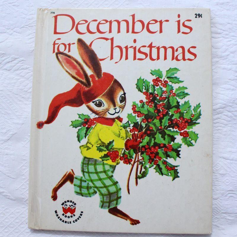 画像1: ALCY KENDRICK/December is for Christmas EVJ07020718 (1)